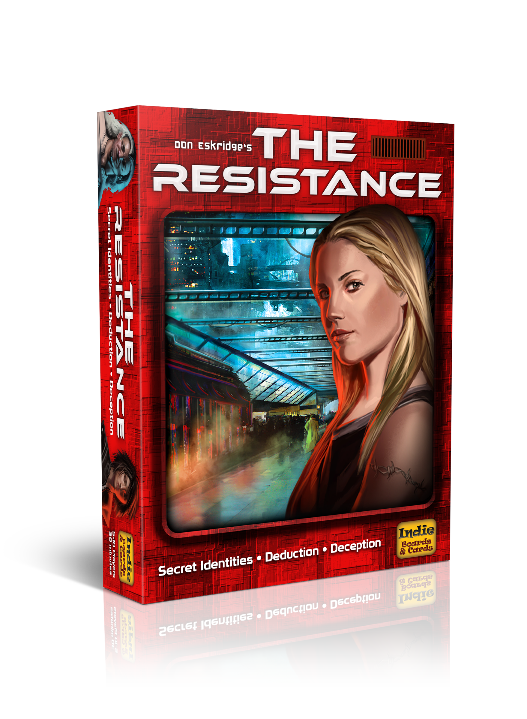 The Resistance is a Very