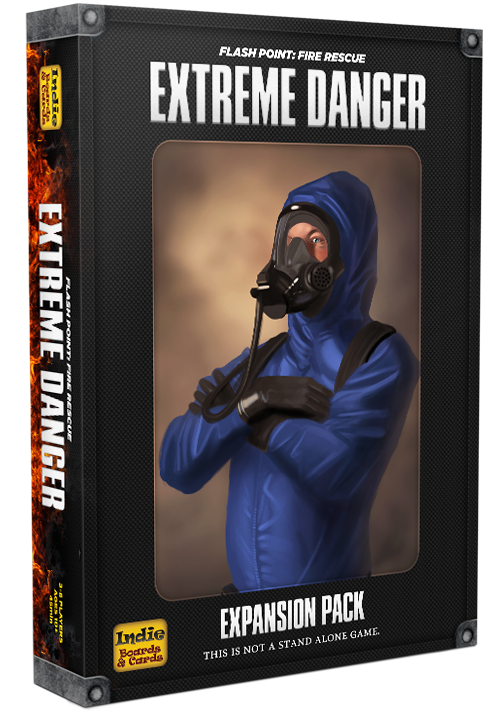 Flash Point: Extreme Danger - Indie Boards and Cards