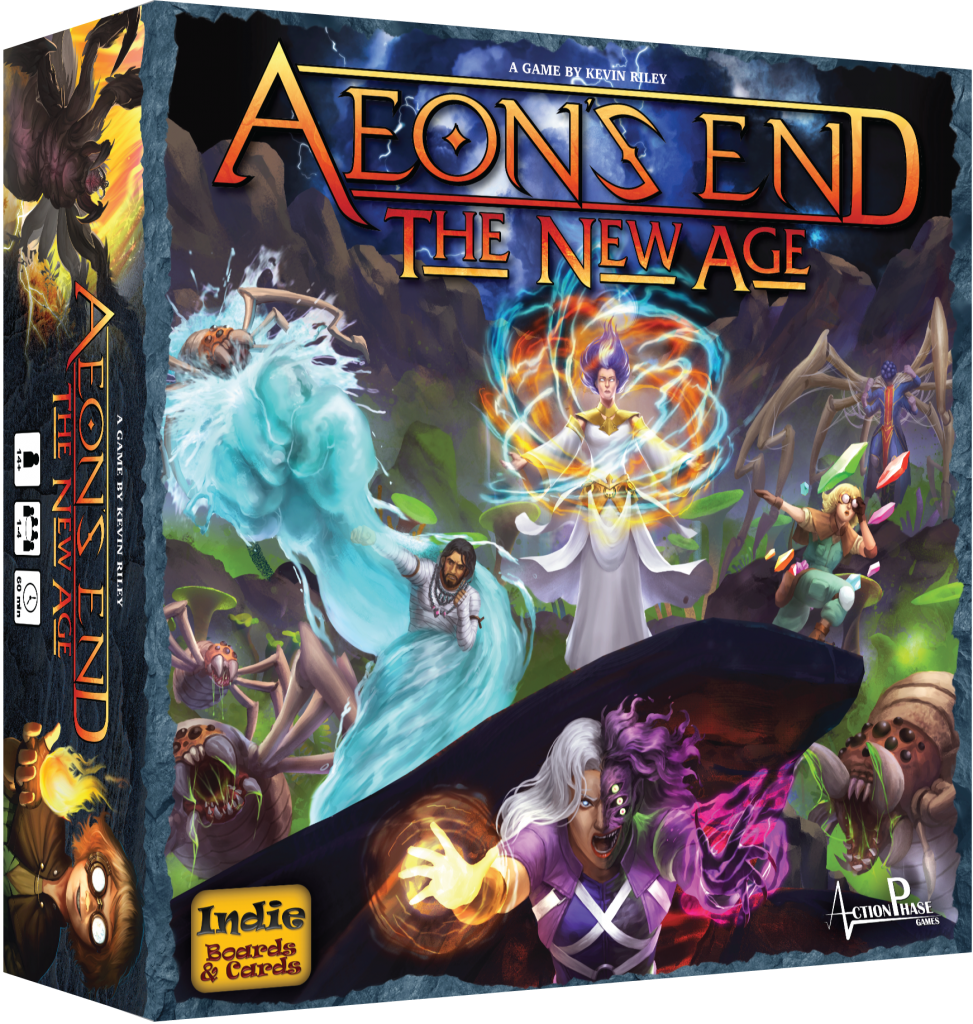Aeons End: The New Age -  Indie Boards and Cards